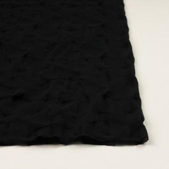 コットン×幾何学模様(ブラック)×ジャガードニット_全3色 サムネイル3