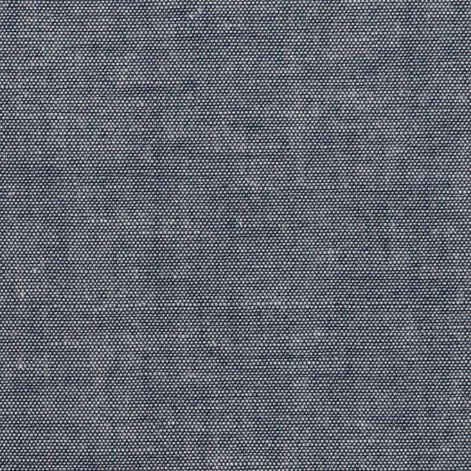 コットン×無地(インディゴ)×ダンガリー イメージ1