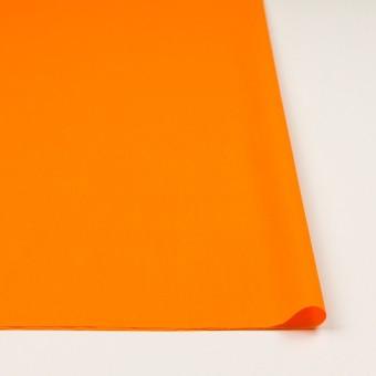 コットン×無地(オレンジ)×ローン サムネイル3