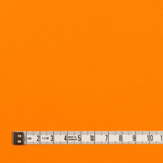 コットン×無地(オレンジ)×ローン イメージ4