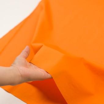コットン×無地(オレンジ)×ローン サムネイル5