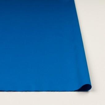 コットン×無地(ブルー)×サテン サムネイル3