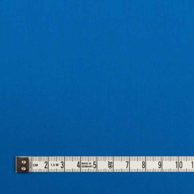コットン×無地(ブルー)×サテン イメージ4