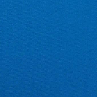 コットン×無地(ブルー)×サテン
