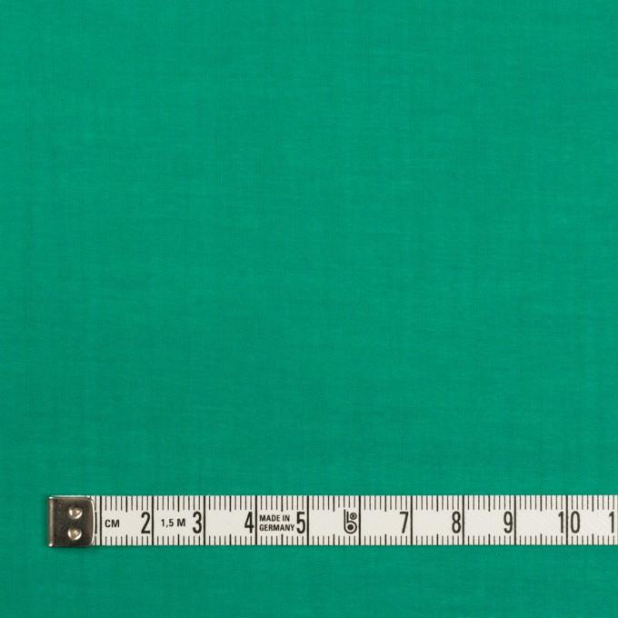 コットン&テンセル×無地(エメラルドグリーン)×ボイル イメージ4