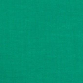 コットン&テンセル×無地(エメラルドグリーン)×ボイル