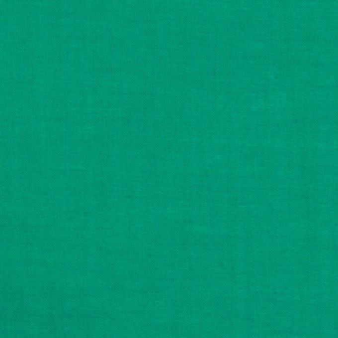 コットン&テンセル×無地(エメラルドグリーン)×ボイル イメージ1