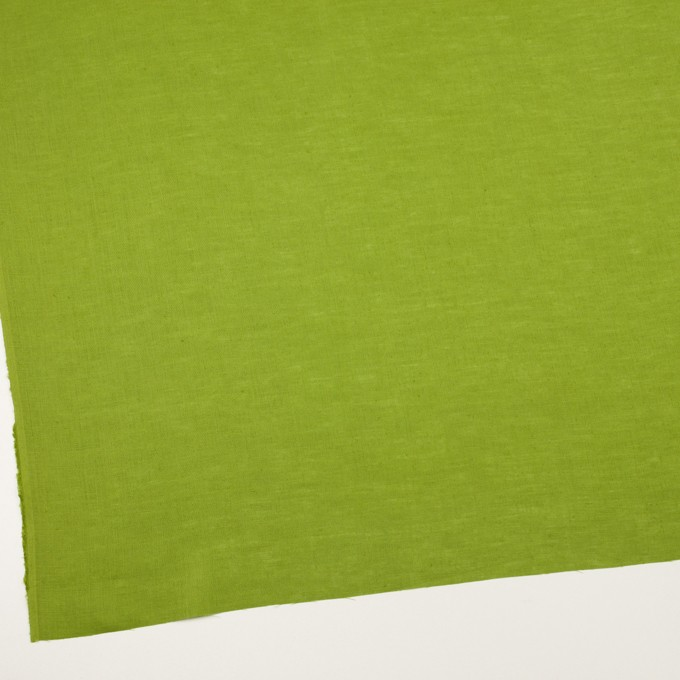 リネン×無地(グリーンティー)×ローン_全2色 イメージ2