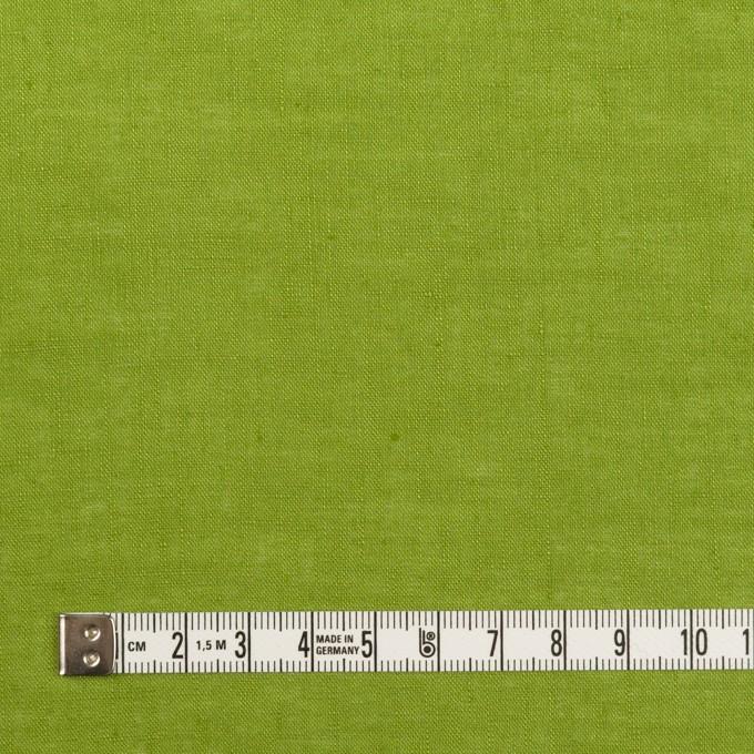 リネン×無地(グリーンティー)×ローン_全2色 イメージ4
