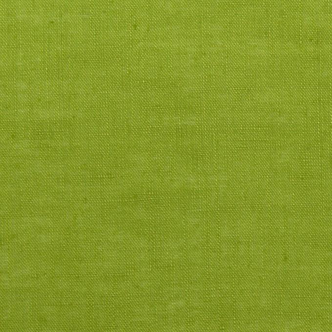 リネン×無地(グリーンティー)×ローン_全2色 イメージ1