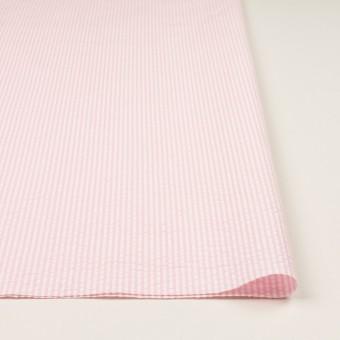 コットン×ストライプ(ピンク)×サッカー_全3色 サムネイル3