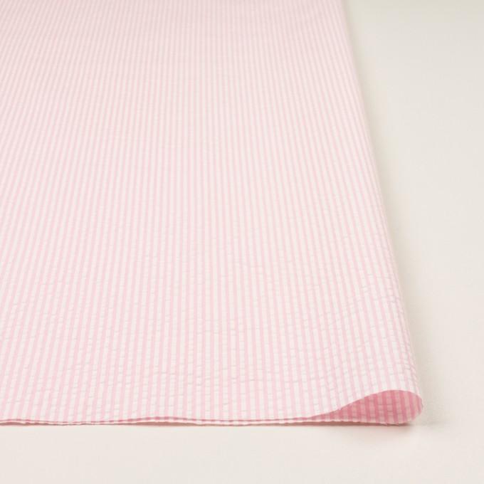 コットン×ストライプ(ピンク)×サッカー_全3色 イメージ3