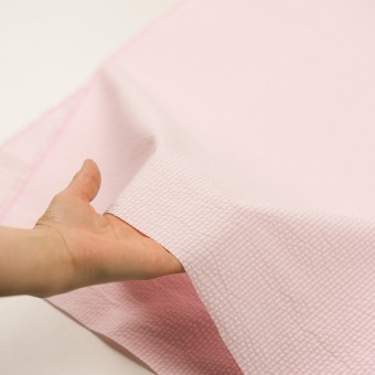 コットン×ストライプ(ピンク)×サッカー_全3色 サムネイル5