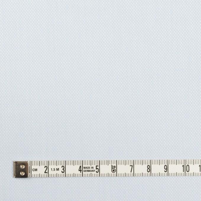 コットン×無地(ペールブルー)×斜子織 イメージ4