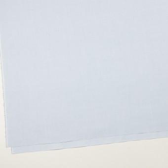 コットン×無地(ペールブルー)×斜子織 サムネイル2