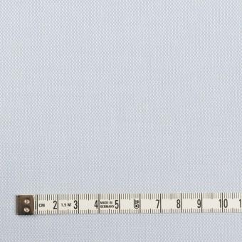 コットン×無地(ペールブルー)×斜子織 サムネイル4