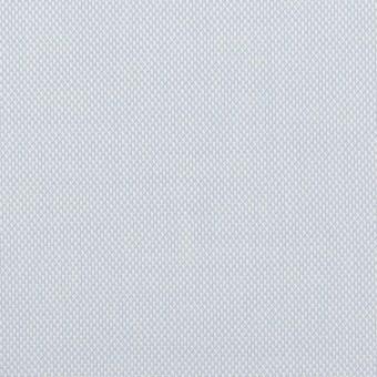 コットン×無地(ペールブルー)×斜子織