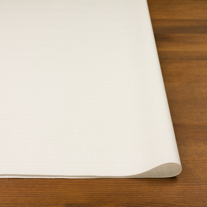 コットン&ポリウレタン×無地(オフホワイト)×ブッチャー・ストレッチ_全3色 イメージ3