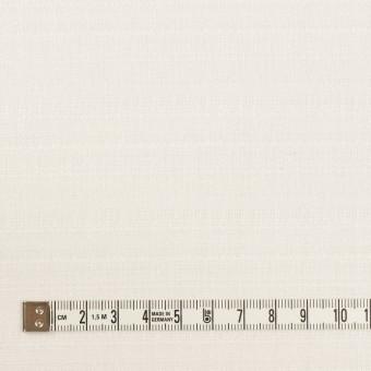 コットン&ポリウレタン×無地(オフホワイト)×ブッチャー・ストレッチ_全3色 サムネイル4
