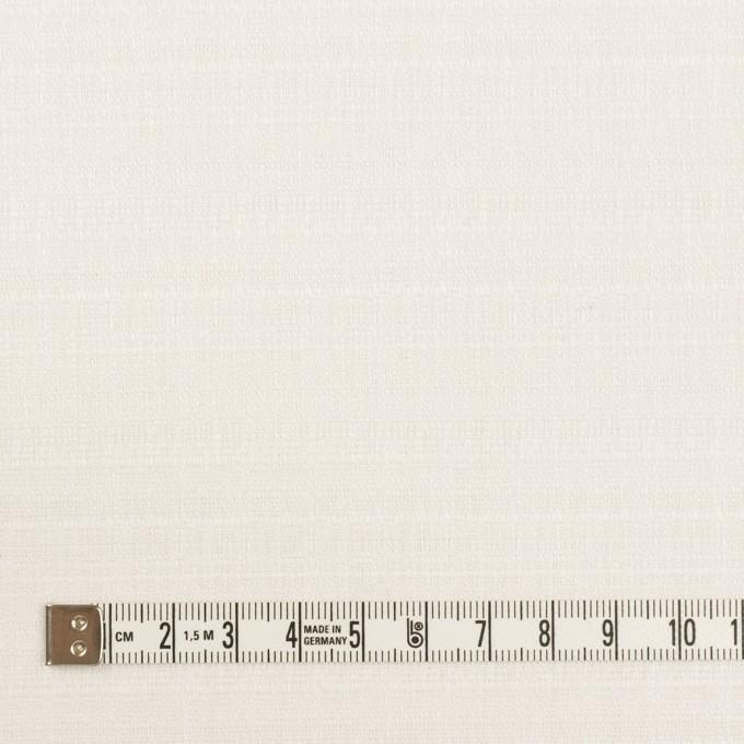 コットン&ポリウレタン×無地(オフホワイト)×ブッチャー・ストレッチ_全3色 イメージ4