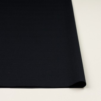 コットン&ポリウレタン×無地(ダークネイビー)×ブッチャー・ストレッチ_全3色 サムネイル3