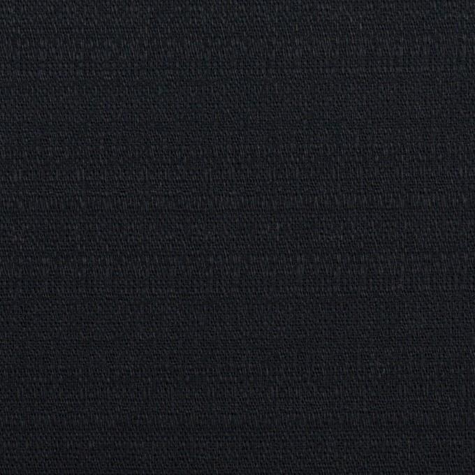 コットン&ポリウレタン×無地(ダークネイビー)×ブッチャー・ストレッチ_全3色 イメージ1