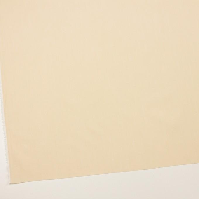 コットン×無地(カスタード)×シャンブレー・サージ イメージ2