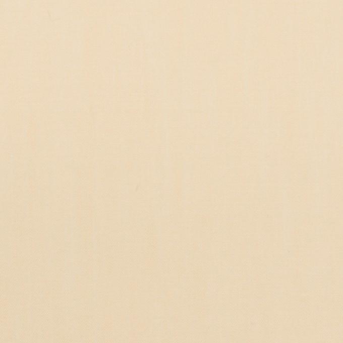 コットン×無地(カスタード)×シャンブレー・サージ イメージ1