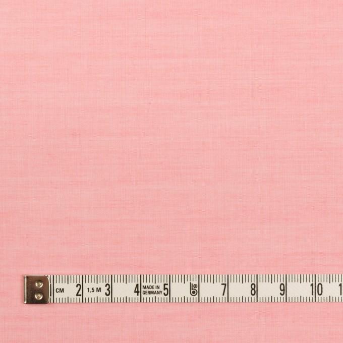 コットン&レーヨン×無地(チェリーブロッサム)×シャンブレー・ローン イメージ4