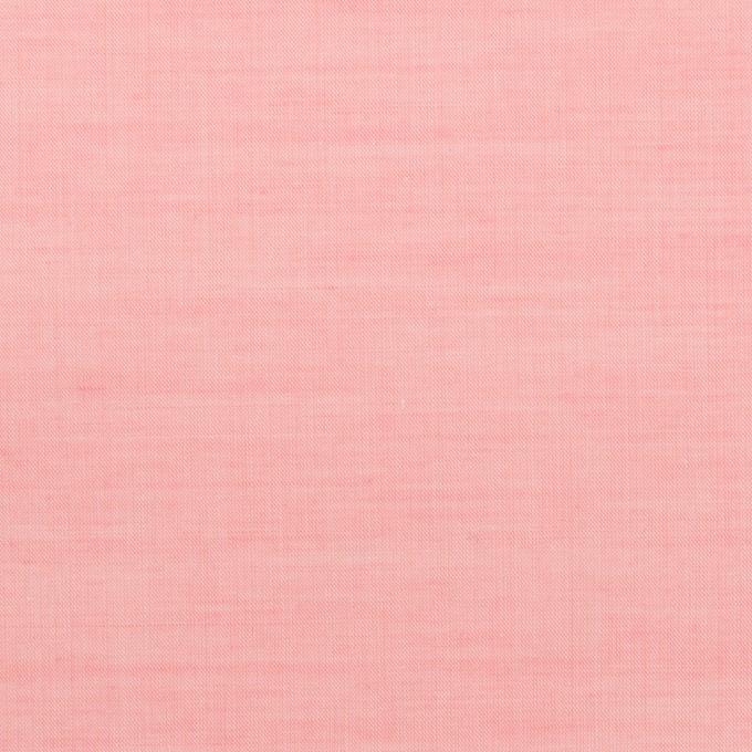 コットン&レーヨン×無地(チェリーブロッサム)×シャンブレー・ローン イメージ1