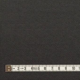 シルク&レーヨン混×無地(チャコールグレー)×オーガンジー・ジャガード サムネイル4