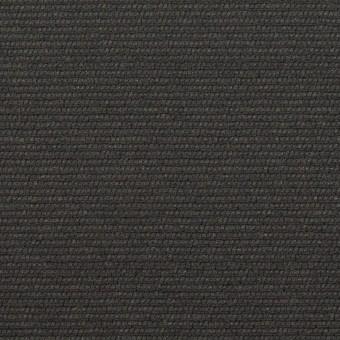 シルク&レーヨン混×無地(チャコールグレー)×オーガンジー・ジャガード