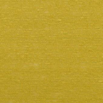 リネン×無地(スモーキーライム)×天竺ニット