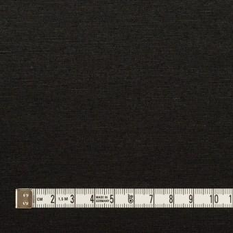 コットン&リネン×無地(ブラック)×天竺ニット_全2色 サムネイル4