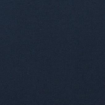 コットン×無地(プルシアンブルー)×薄オックスフォード