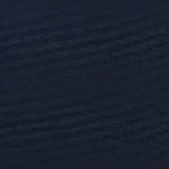 コットン×無地(ネイビー)×薄オックスフォード