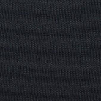 コットン&ポリエステル×無地(ダークネイビー)×斜子織