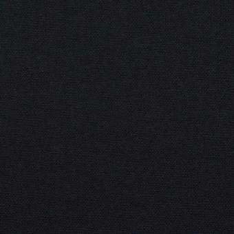 コットン×無地(ダークネイビー)×オックスフォード
