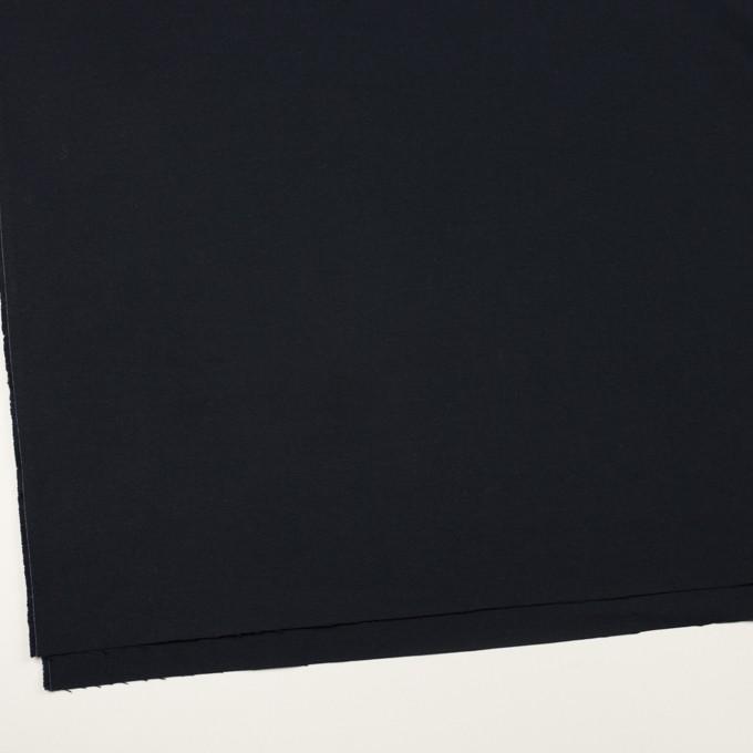コットン×無地(ダークネイビー)×オックスフォード イメージ2