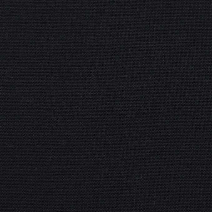 コットン×無地(ダークネイビー)×オックスフォード イメージ1