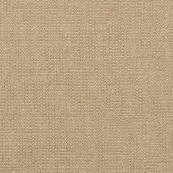 リネン&コットン×無地(グレイッシュベージュ)×かわり織_全2色 サムネイル1