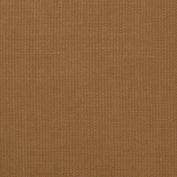 リネン&コットン×無地(キャラメル)×かわり織_全2色 イメージ1