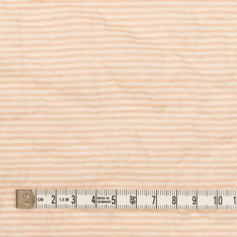 コットン&テンセル混×ボーダー(ネープルス)×ボイルシャーリング_全2色 サムネイル4