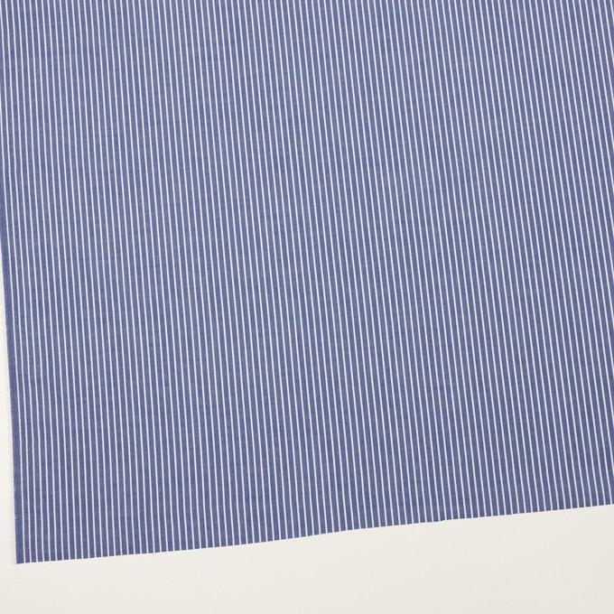 コットン×ストライプ(ヒヤシンスブルー)×ローン イメージ2