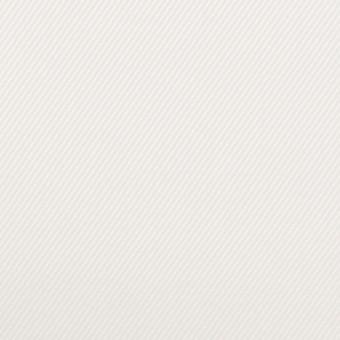 コットン×無地(ホワイト)×サージ
