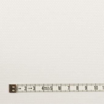 コットン×無地(オフホワイト)×斜子織 サムネイル4