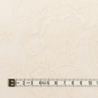 コットン×フラワー(エクリュ)×ボイル刺繍 サムネイル4