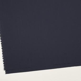 コットン&ポリアミド×無地(ネイビー)×ローン_イタリア製 サムネイル2