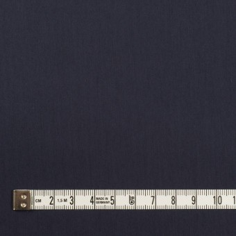コットン&ポリアミド×無地(ネイビー)×ローン_イタリア製 サムネイル4