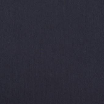コットン&ポリアミド×無地(ネイビー)×ローン_イタリア製